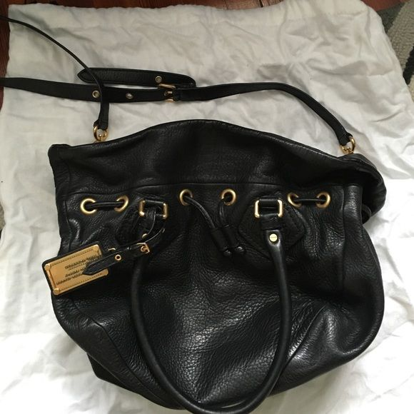 b8ce233a6ec Shop Women s Marc by Marc Jacobs Black size Between small  medium Crossbody  Bags at a discounted price at Poshmark. Comes with dust bag.