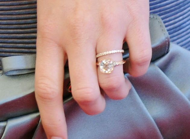 see leighton meesters engagement and wedding ring - Engagement Ring And Wedding Ring