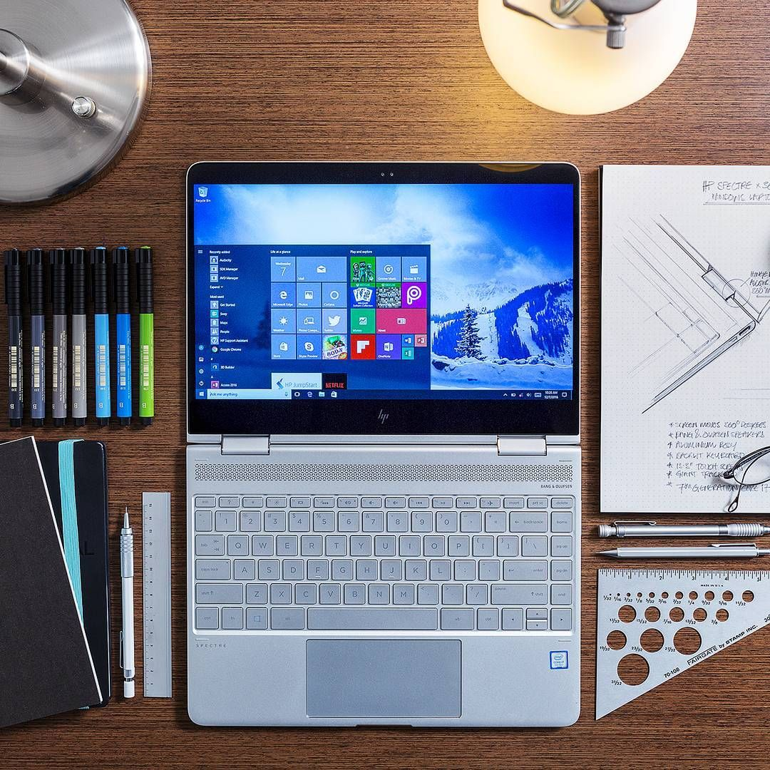 """12.5k Likes, 105 Comments - The Verge (@verge) on Instagram: """"The HP  #Spectre X360 is the best Windows #laptop of 2016. 📷 @happicamp"""""""