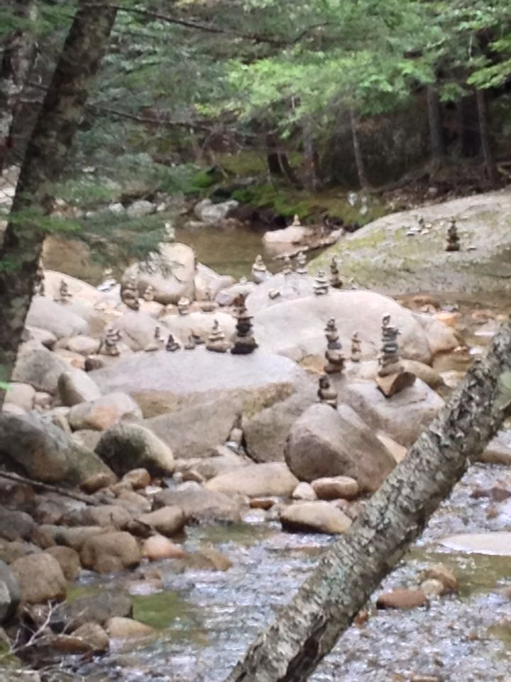 Sabbaday Falls (With images) Nature, Natural landmarks
