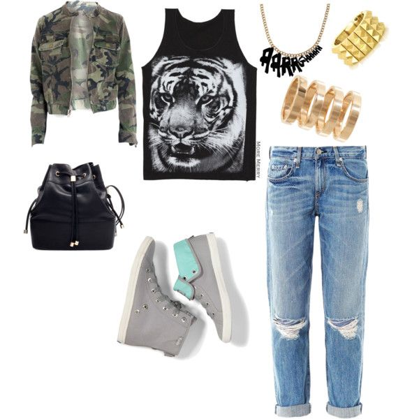 """""""Untitled #305"""" by char2709 on Polyvore"""
