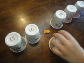 Learners in Bloom: Magic Number Cups: Six Math Games With Paper Cups