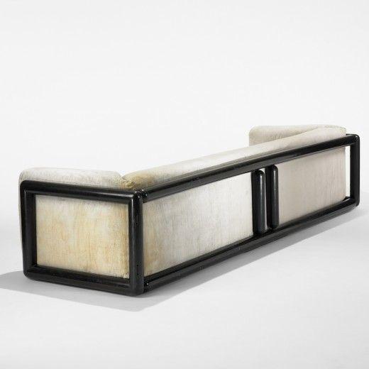 Carlo Scarpa Cornaro 300 Sofa For Simon Gavina 1973