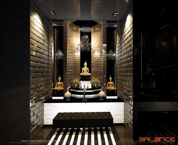 Buddha Room Decor