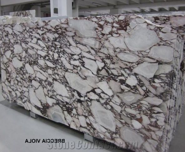 Breccia Violetta Marble Pictures Additional Name Usage Density Suppliers Stonecontact Com Stone Marble Detail Natural Stones