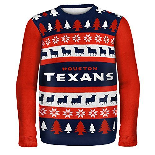 houston texans christmas ugly sweater the shopping squad