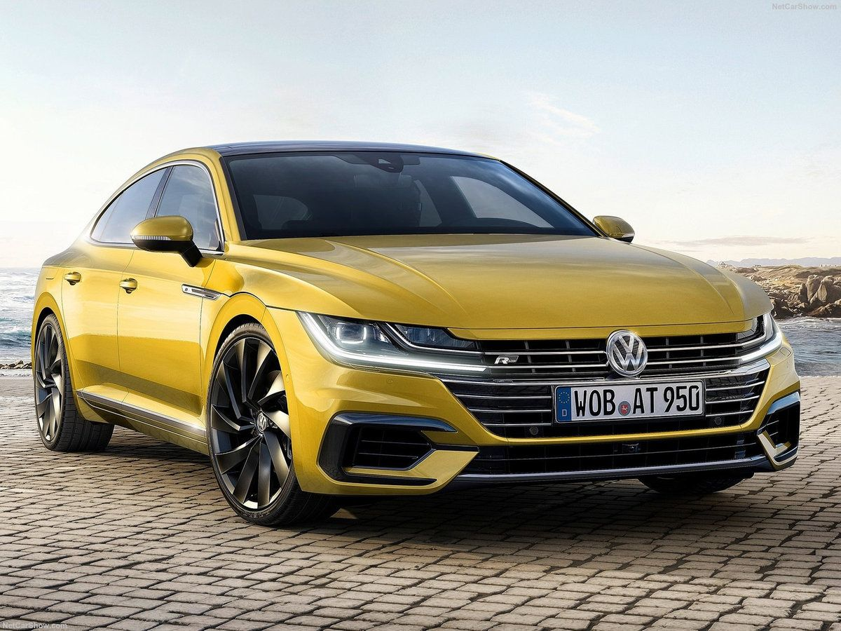 Volkswagen Arteon Revealed With Video Cars Volkswagen Cc Volkswagen Phaeton New Sports Cars