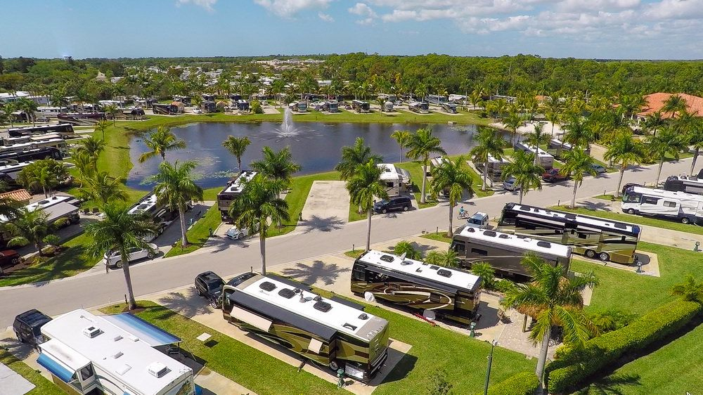 View Our Photos From Naples Motorcoach Resort In Florida Florida Resorts Family Camping Vacation Luxury Rv Resorts