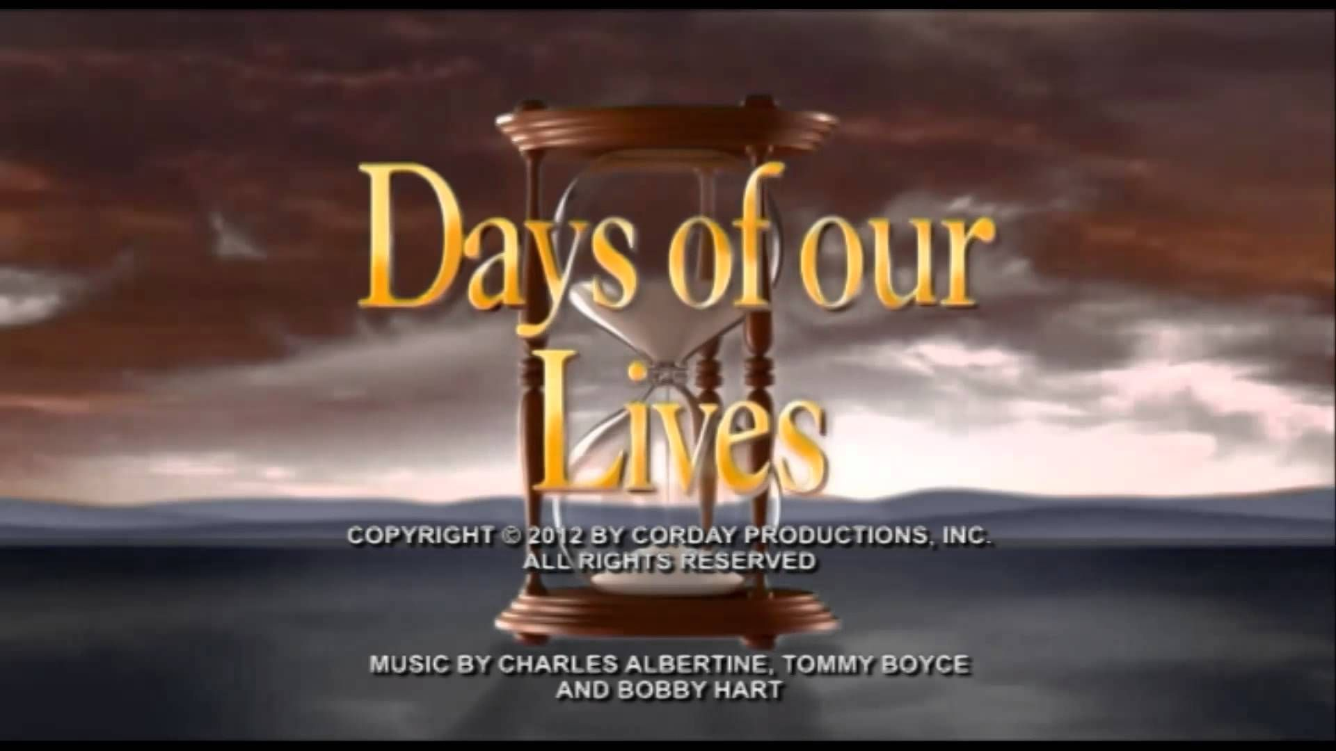 Days Of Our Lives Full Music Theme Days Of Our Lives Day Of My Life Tv Show Music