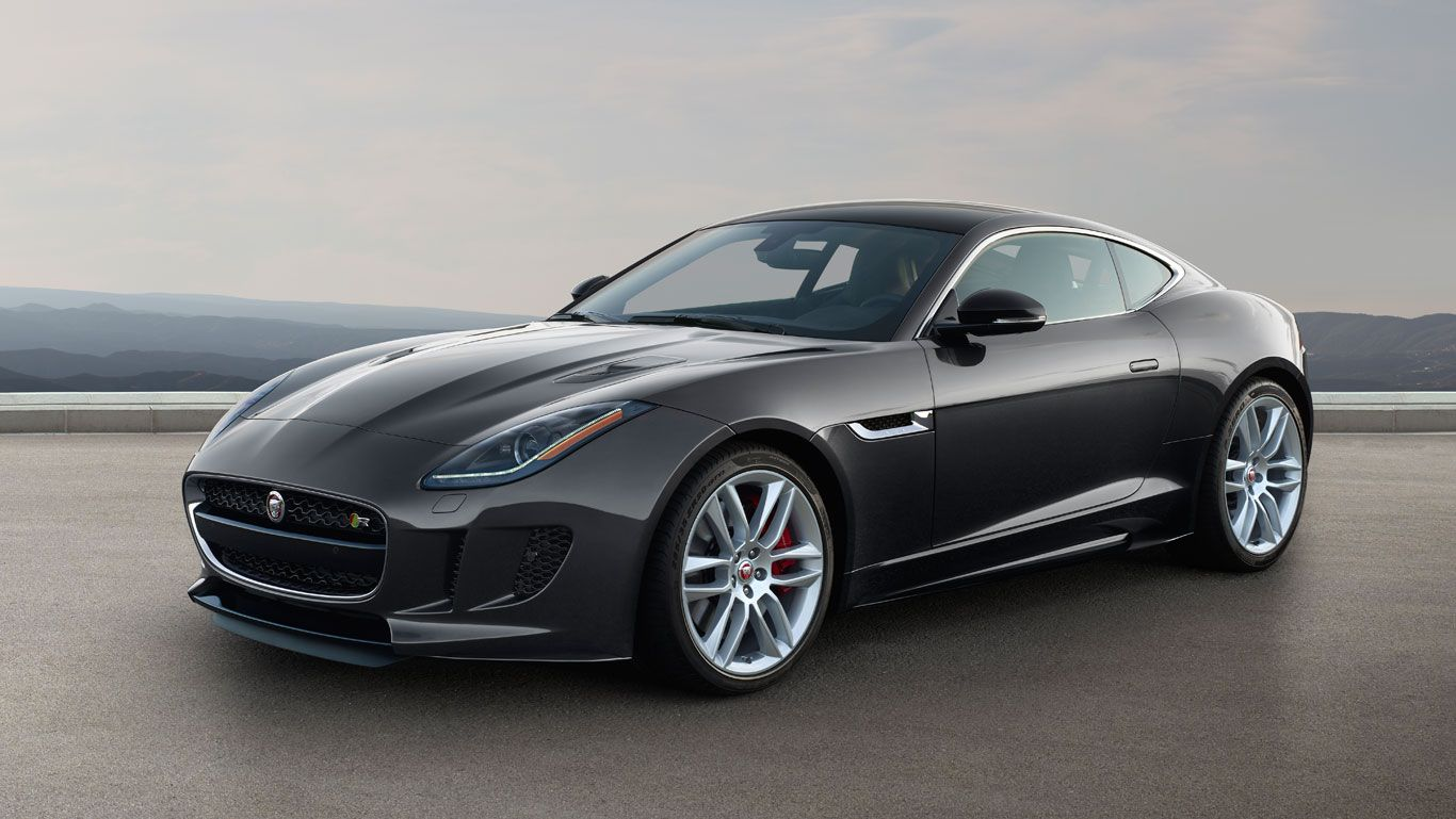 2016 Jaguar FTYPE R Coupe with Instinctive All Wheel