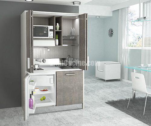 soluzioni per piccoli ambienti: le cucine salvaspazio. | cucine ... - Soluzioni Cucine