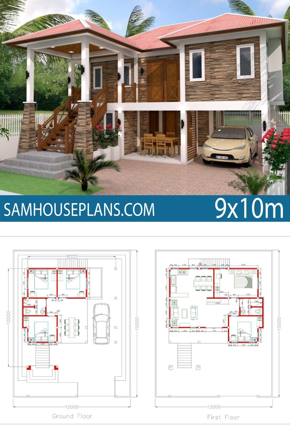 Pin On Sam House Plans Shop