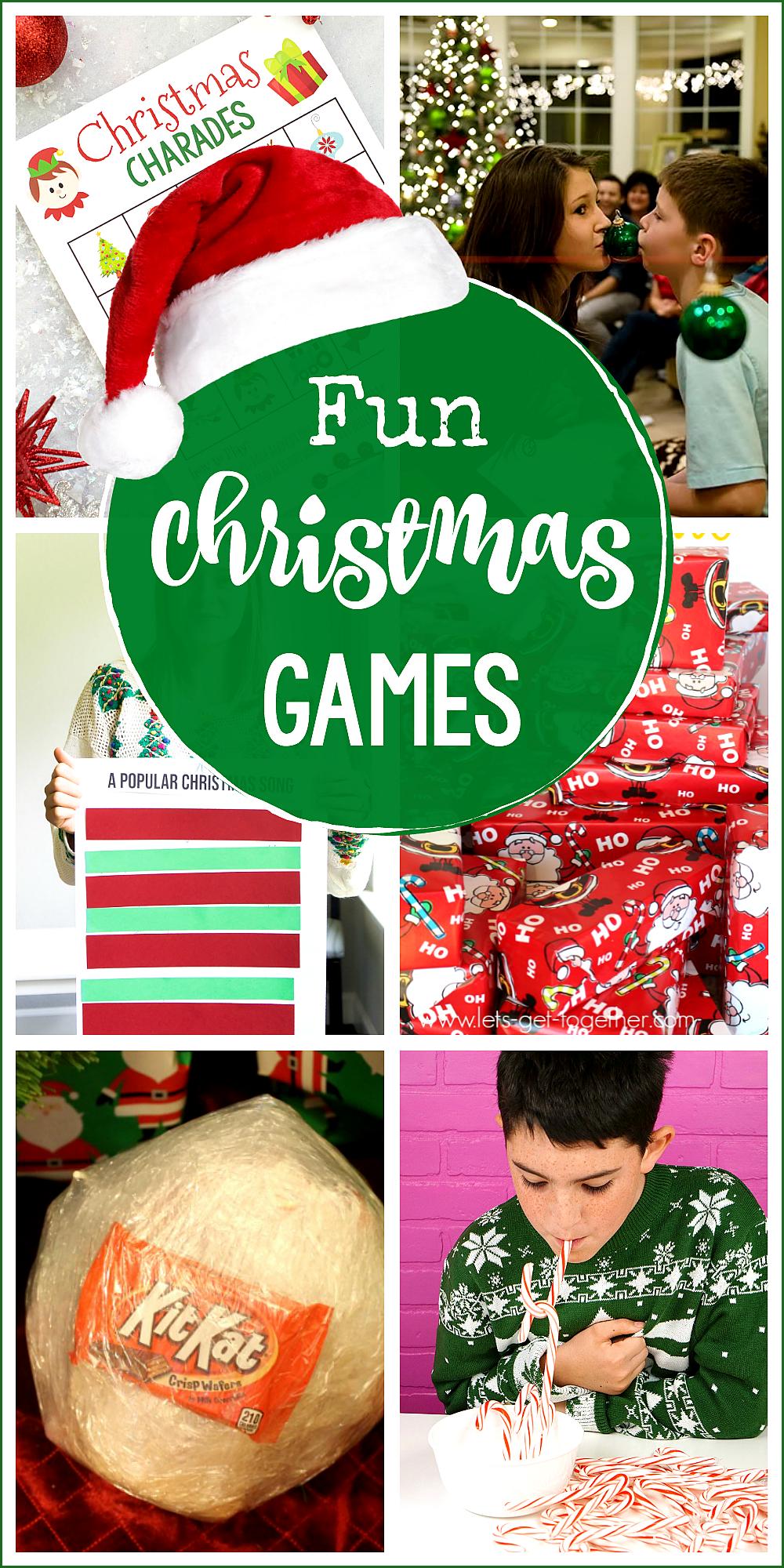 Weihnachtsspiele Für Erwachsene
