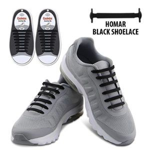 Waterproof Silicone Elastic Shoe Laces