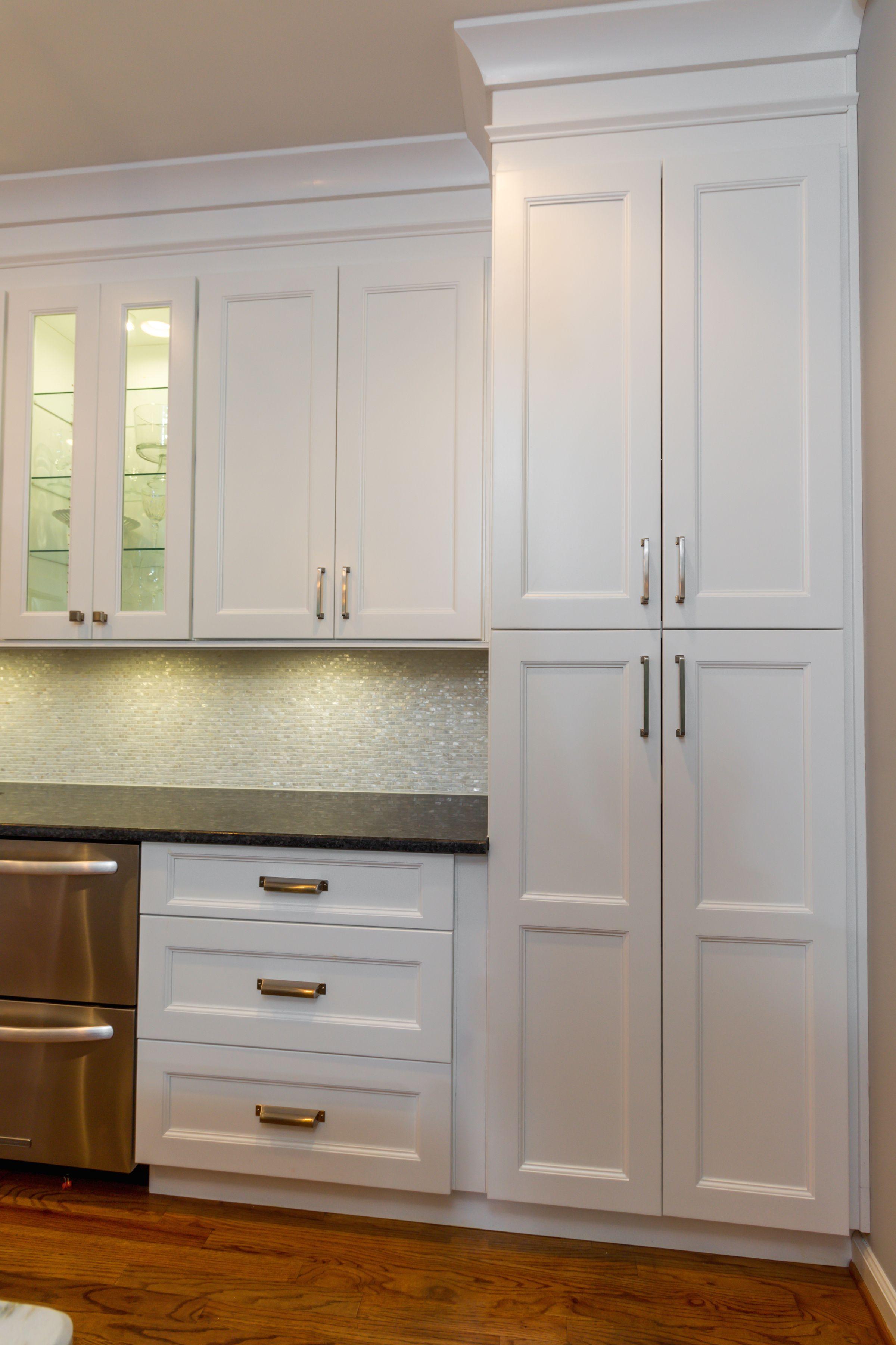 33+ Shaker white pantry cabinet inspiration