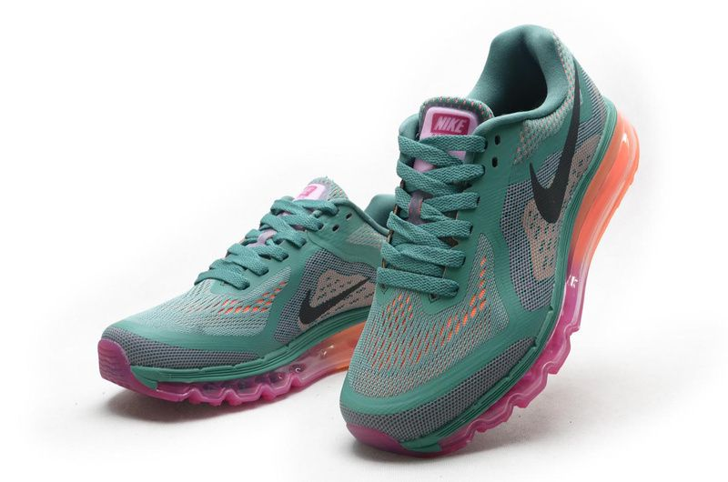 reputable site d5371 e9dba Cheap-Air-Max-2014-Women-Purple-Green-Black