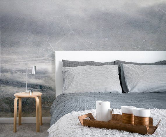 Skyscene Landscape Wall Mural, Wall Decor, Removable