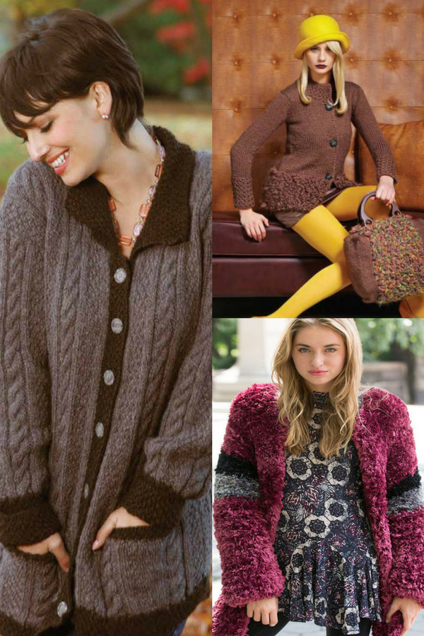 Our Favourite Free Knitting Patterns for Ladies\' Jackets | Free ...