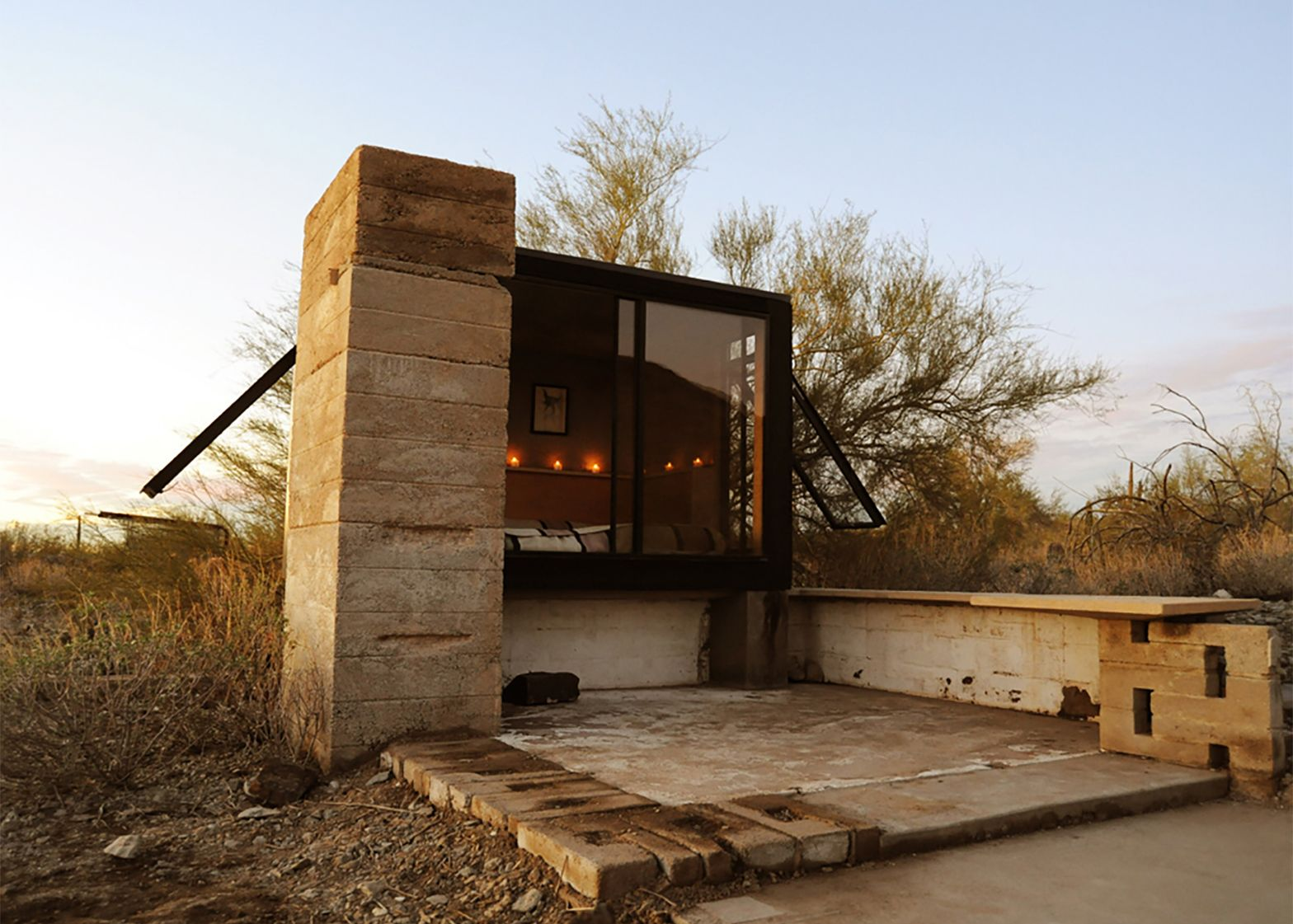 Desert Hideaway by David Frazee (With images