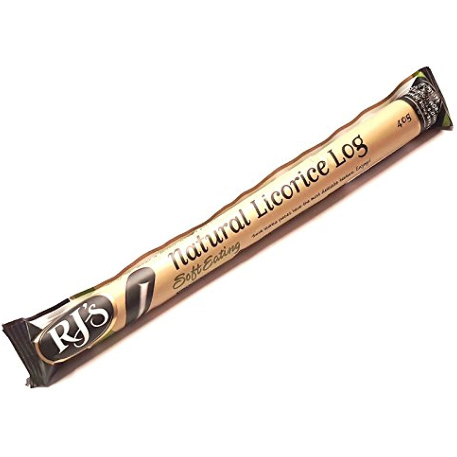 Natural licorice single logs by rj licorice check out
