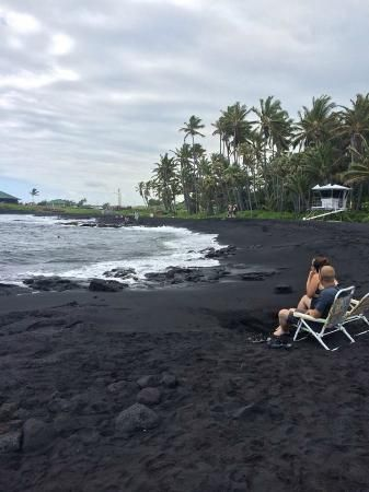 Photo Of 49 Black Sand Beach Kohala Coast