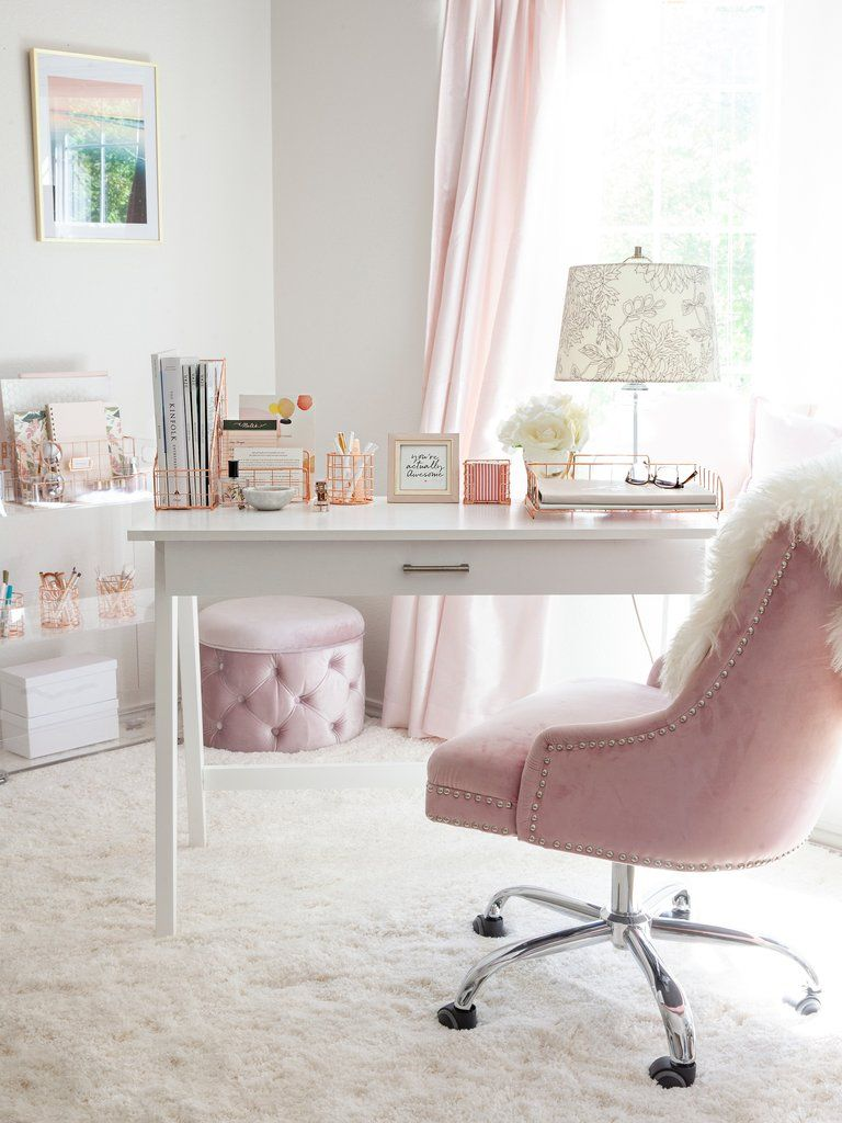 Rose Gold Office Decor From Amazon | Rose gold room decor ...