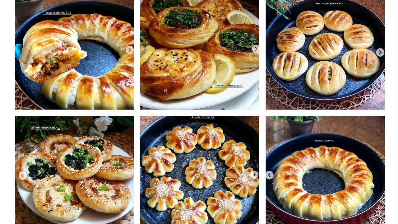 وصفات رمضانيه فطاير هشه وصفات متنوعه سهله وسريعه لذييييذه Youtube Arabic Food Recipes Crepes