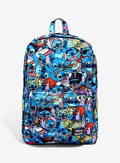 Loungefly Disney Lilo & Stitch Costumes BackpackLoungefly ...