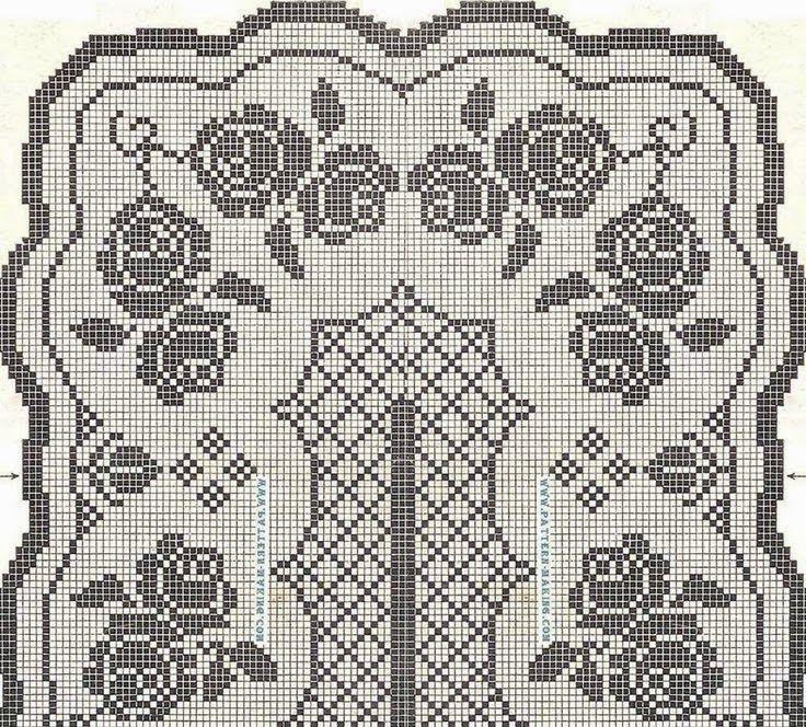 Kira scheme crochet: Scheme crochet no. 788