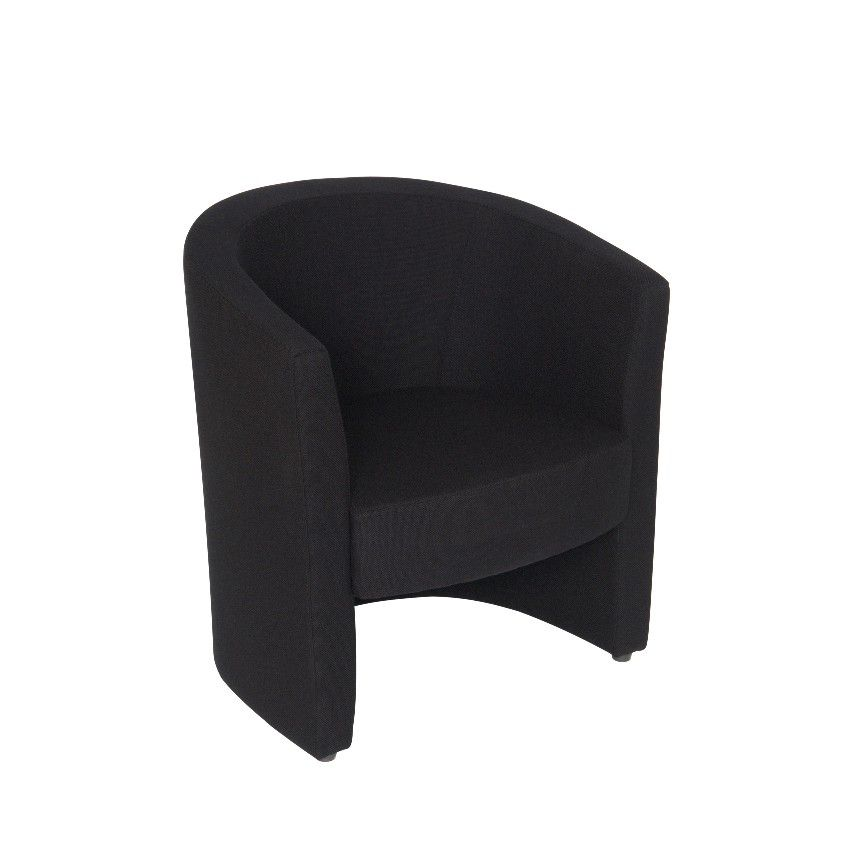 Fabric Tub Chairs   Black | Sturdy, Supportive U0026 Comfortable! Ideas