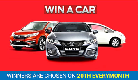 How To Win A Car >> Pin By Contest Wingo On Online Sweepstakes Giveaways In