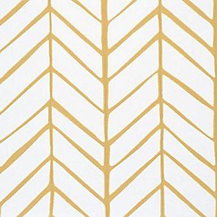 Mustard Feather Wallpaper Serena And Lily Wallpaper Herringbone Wallpaper