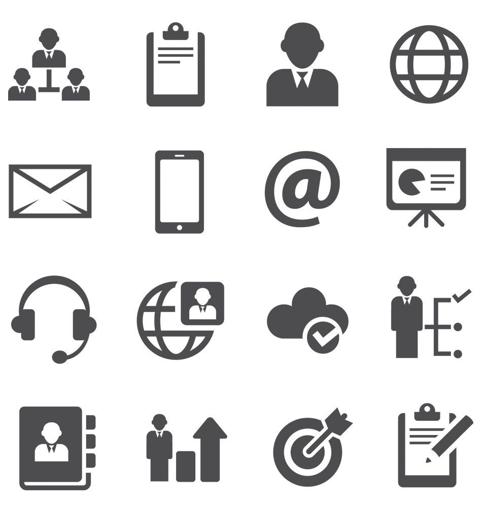 Free icons for