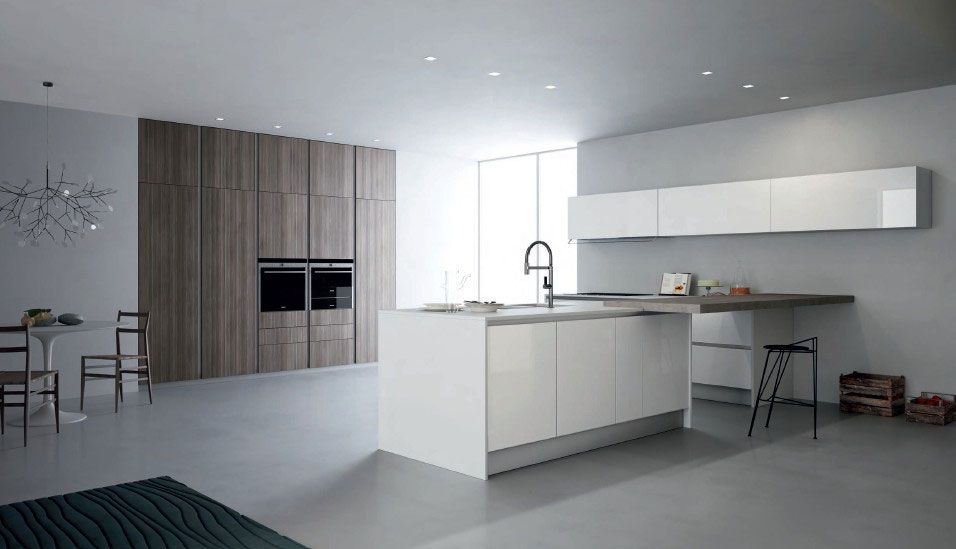 Mobili per cucina: Cucina Easy [b] da Doimo Cucine | Kitchens ...