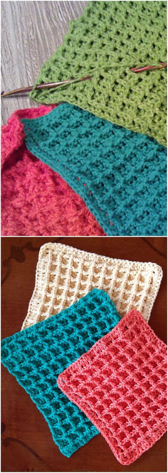 Crochet Scrubbies Patterns Pinterest Top Pins | Crochet ...
