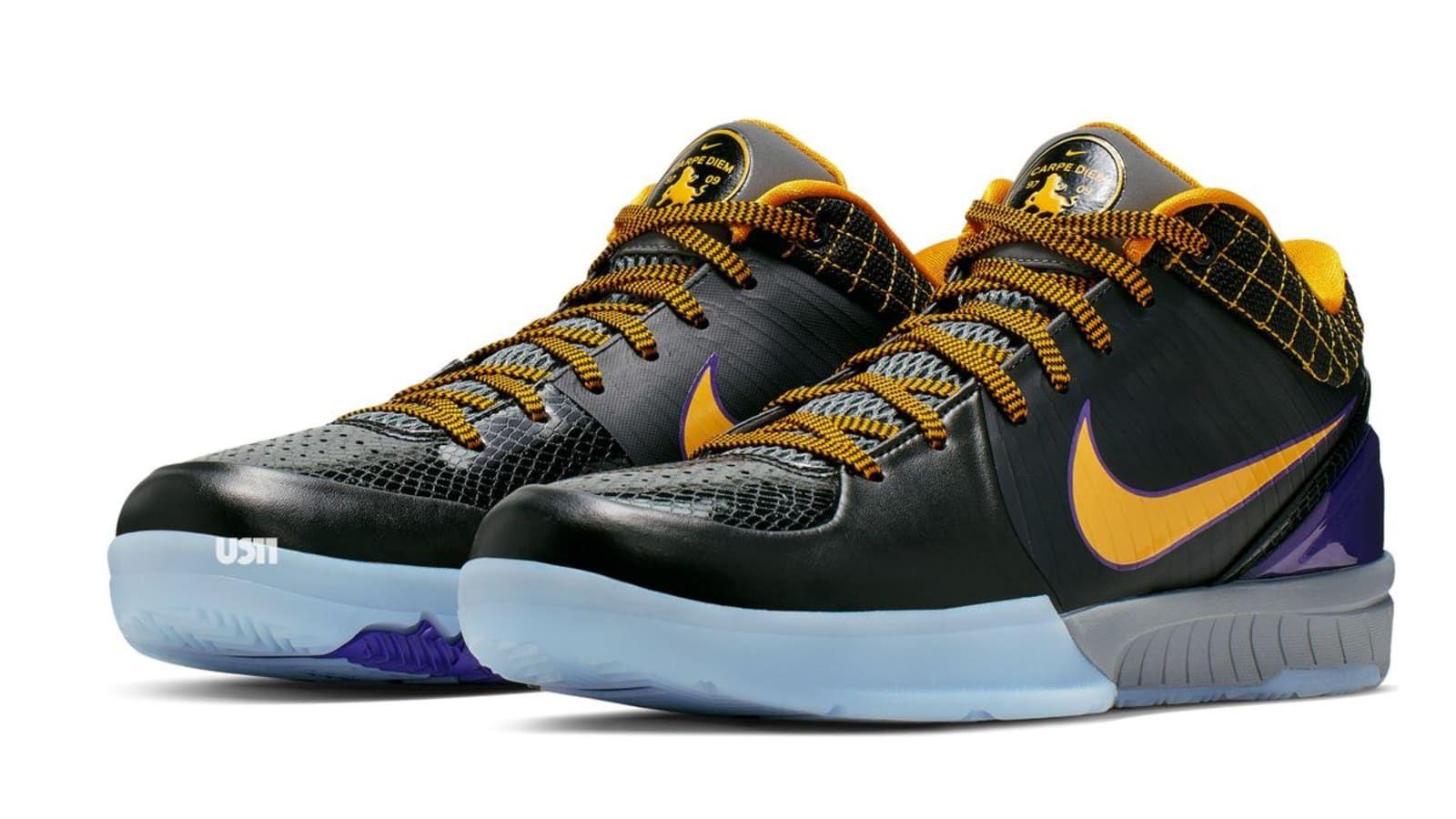 Carpe Diem' Nike Zoom Kobe 4 Protro