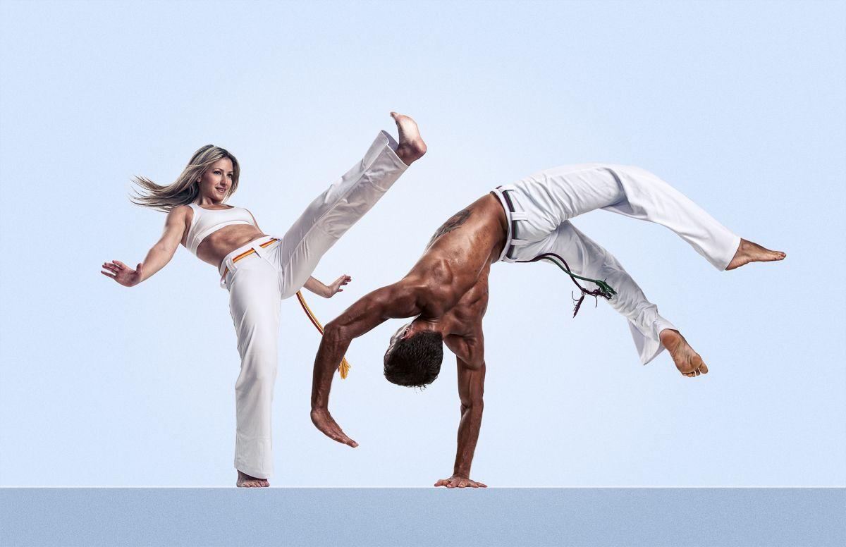 相手と生み出すハーモニーがカポエイラ   Brazilian martial arts ...