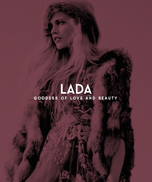 """""""EASTERN EUROPEAN/BALTIC MYTHOLOGY MEME > slavic gods and goddesses [8/9]: lada"""" Lada is the name of a Slavic deity of harmony, merriment, youth, love and beauty. She is represented as a girl with long golden hair sometimes with a wreath of ears of... #baltic"""