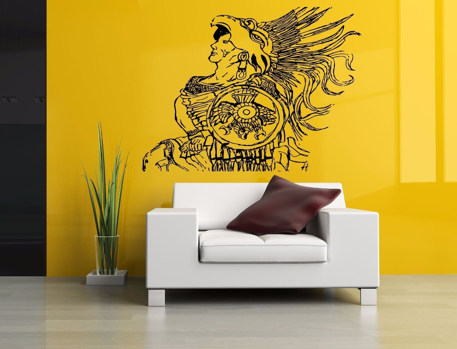 Magnificent Aztec Wall Decor Component - All About Wallart ...