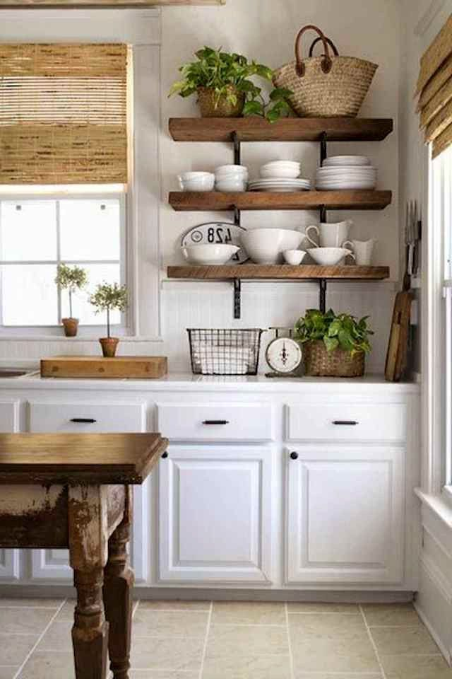 26 awesome farmhouse kitchen decor with open shelves ideas for your kitchen best home design on farmhouse kitchen open shelves id=97432