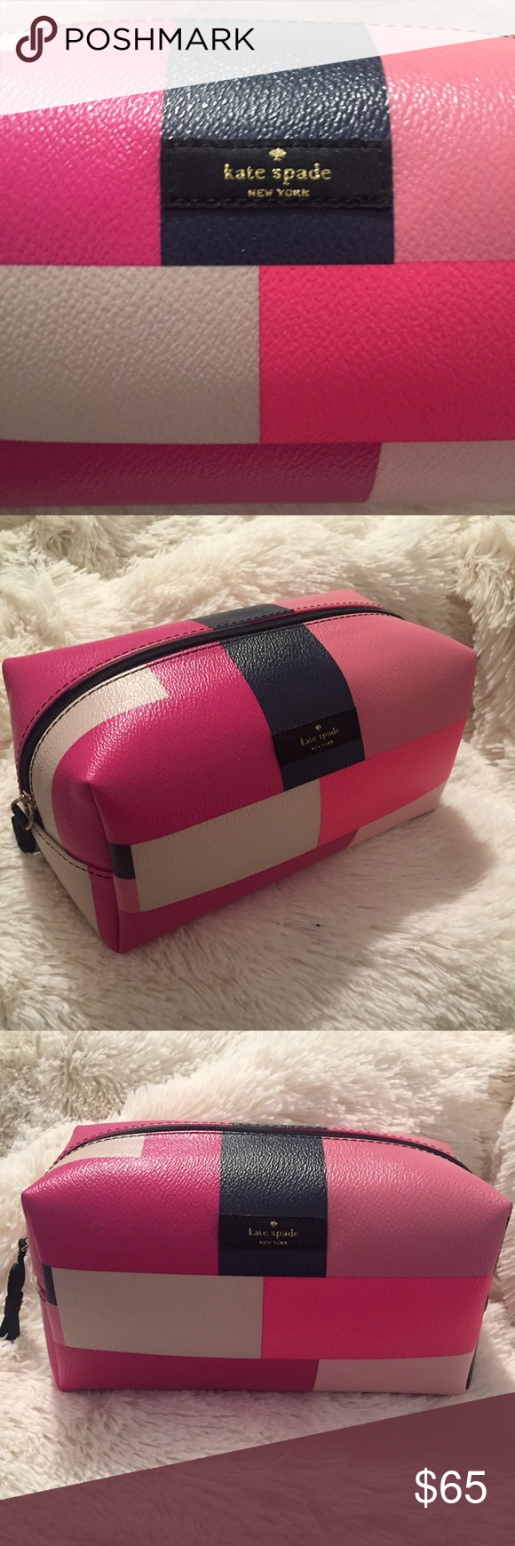 45014965842a Kate Spade Medium Davie - Brightwater Drive Brand new with tag attached.  Approximate measurements