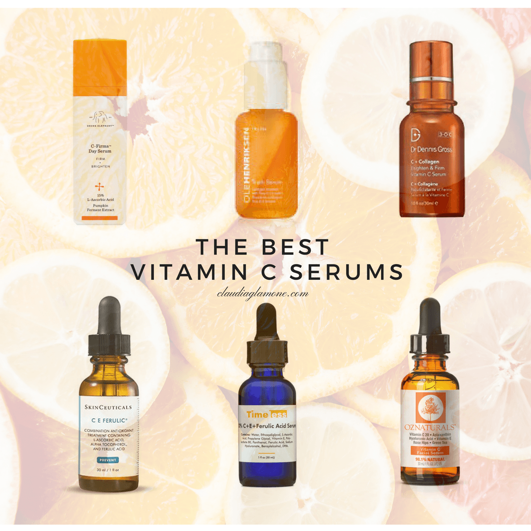 The Best Vitamin C Serums + Benefits For Brighter, Tighter