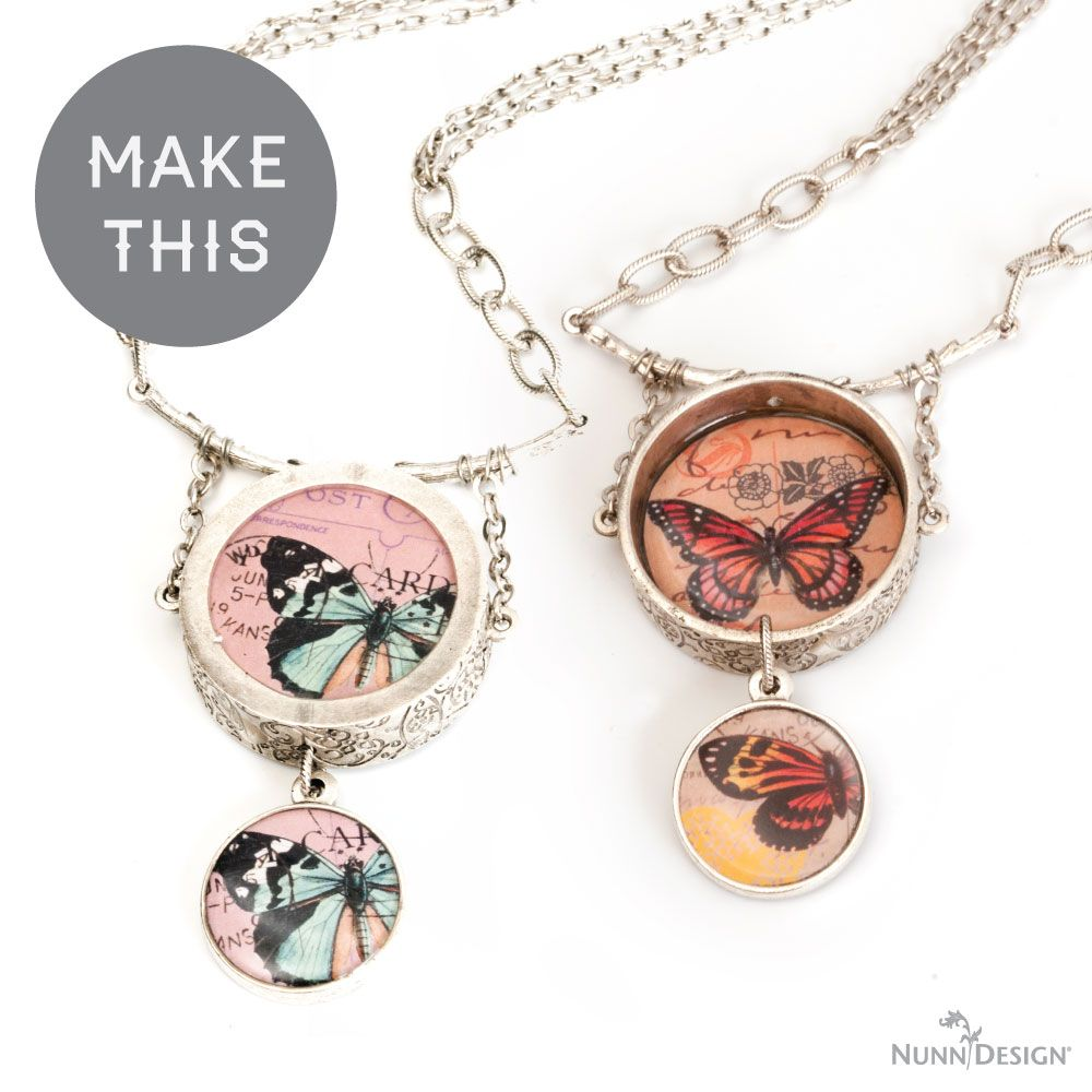 Make these uv resin pendant necklaces uv resin resin and tutorials make these uv resin pendant necklaces aloadofball Images