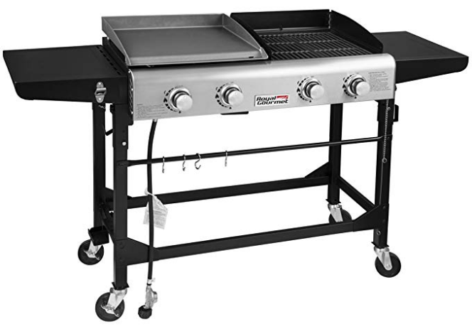 Top 10 Best Outdoor Griddles In 2020 Reviews Gas Grill Propane Gas Grill Propane Grill