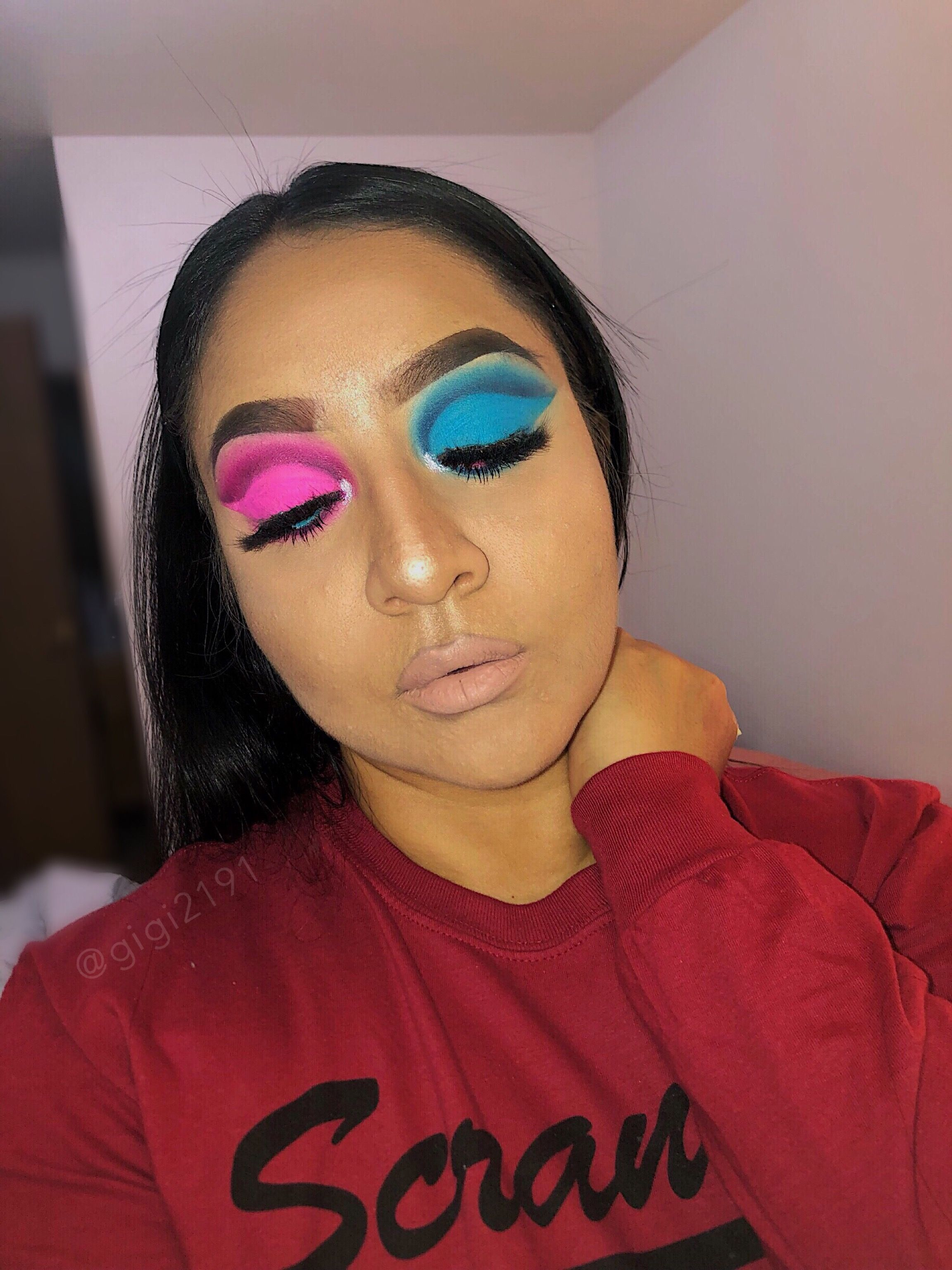 Gender Reveal Inspired Makeup James Charles Palette Makeup 0 In