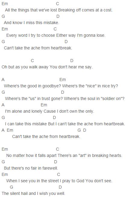 Chord Goodbye : chord, goodbye, Script, Goodbye, Chords, Marimba, Music,, Guitar, Chord, Sheet,, Cancer, Personality
