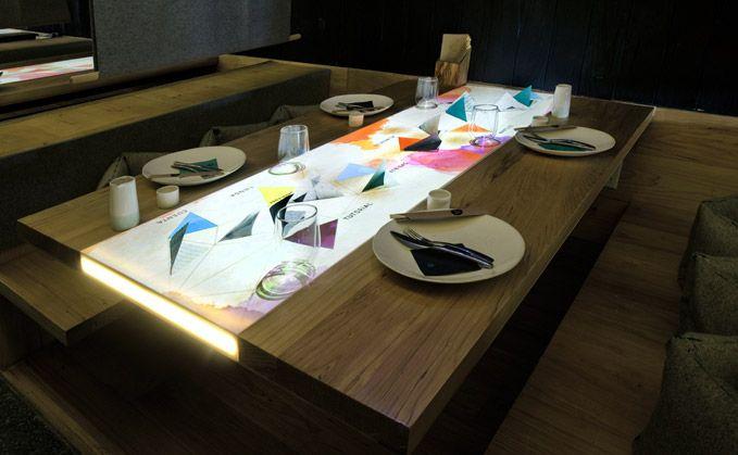 MUTO: Interactive restaurant in Mexico City