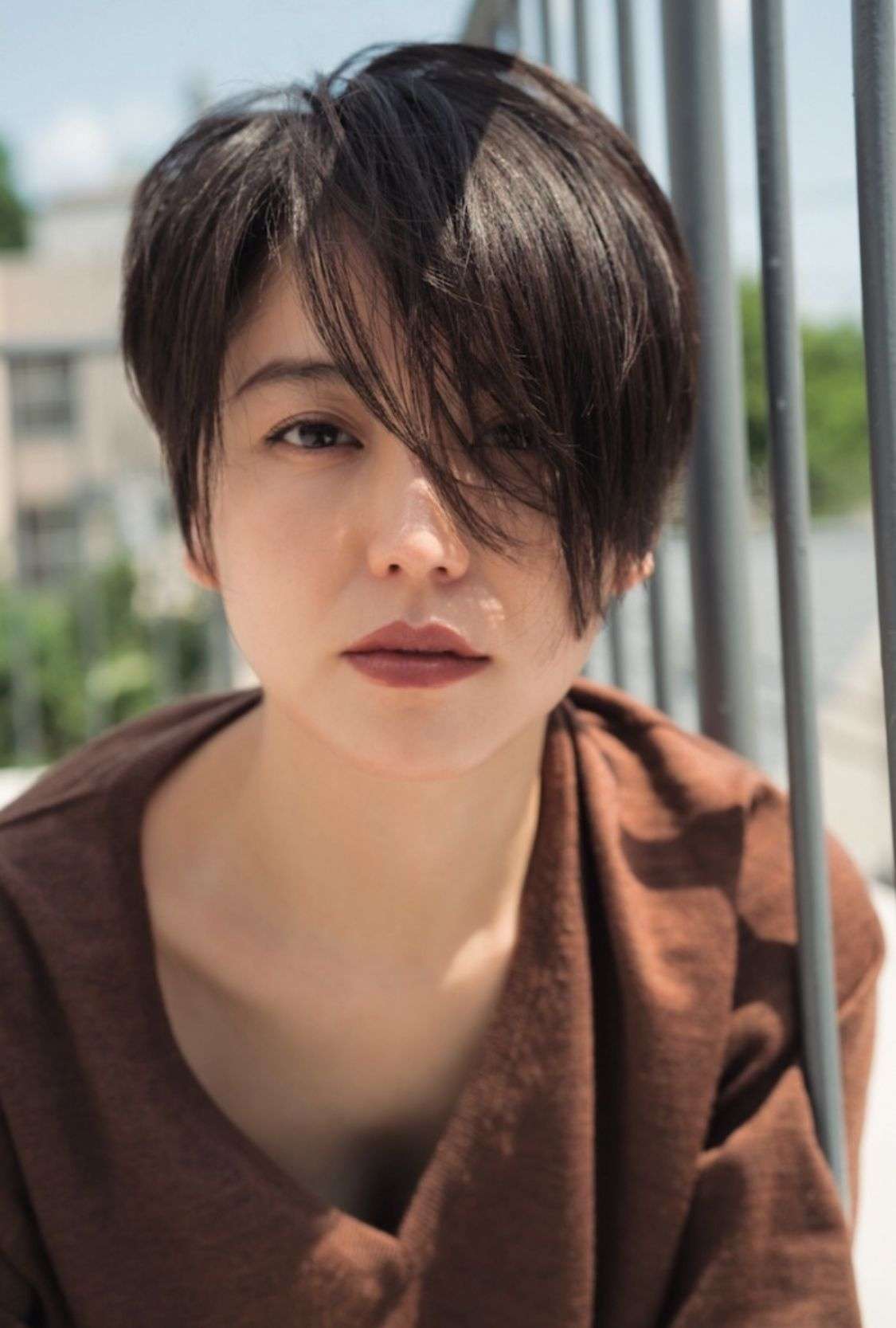 長澤まさみ ショート Oceans 9月号 美髪 ショートヘア 女の子 ヘア