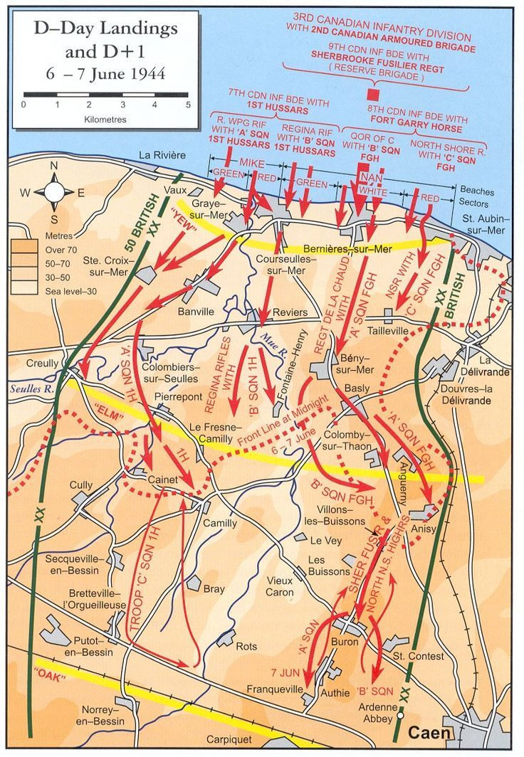 Pin Af Karen Og Leif Nielsen Pa History I 2020 Normandiet Oer
