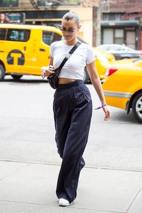 Bella Hadid's Best Outfits of All Time – Clothes I like.
